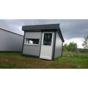 PAWILON 600 x 300 cm z wc